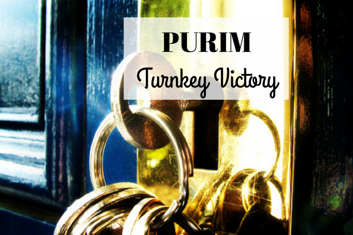 Keys to a Purim Turnaround Victory from the Hebrew Scriptures