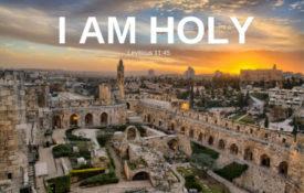 I AM HOLY
