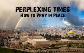 pray in peace